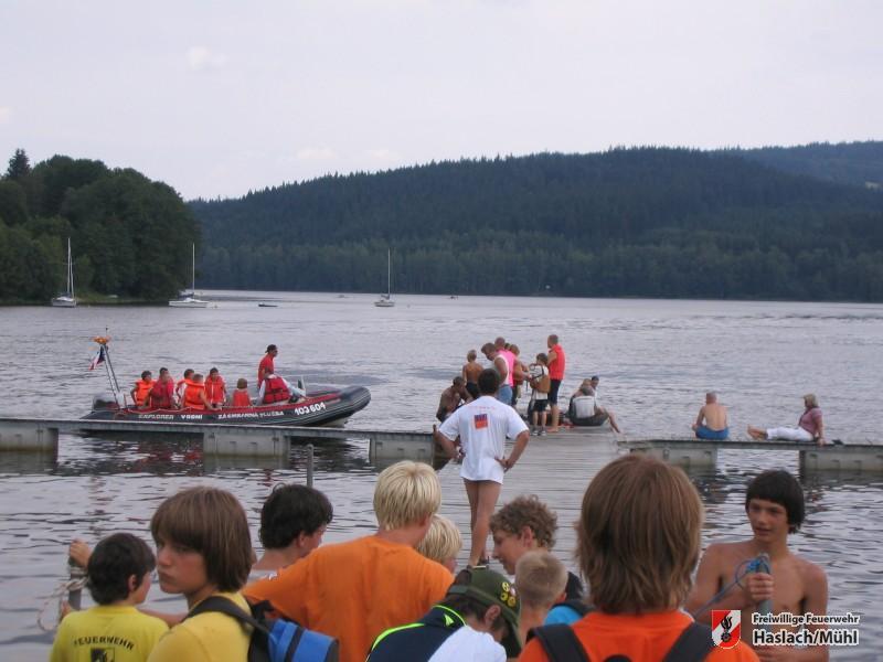 Feuerwehrjugendlager in Piberschlag