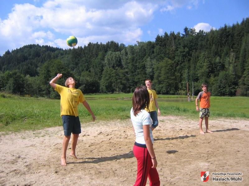 Jugendzelten 2007