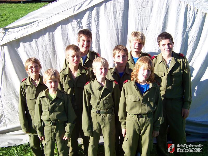 Landesfeuerwehrwettbewerb in Attnang-Puchheim