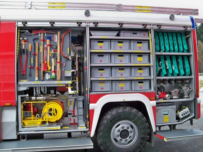 LFB der Feuerwehr Haslach/Mühl