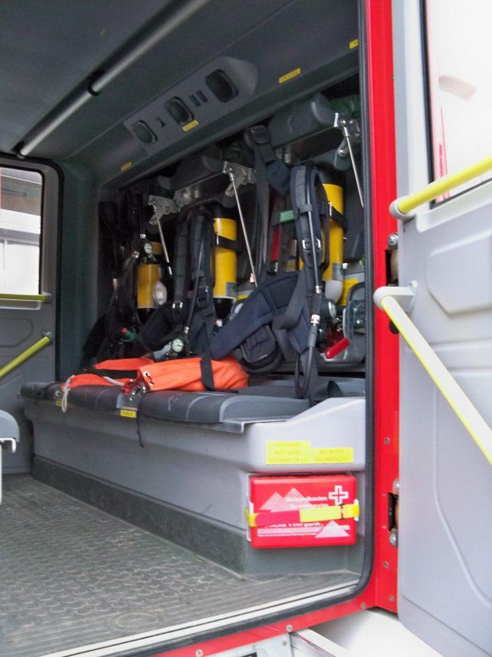 TLF der Feuerwehr Haslach/Mühl