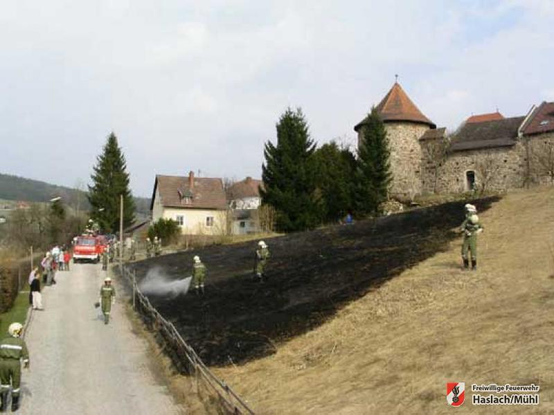 Wiesenbrand Stahlmühle