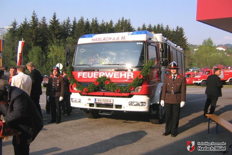 TLF-A 2000 Segnung