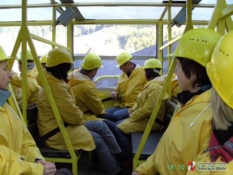 Feuerwehrausflug Graz