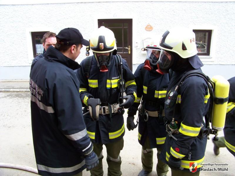 Heißausbildung in Peilstein