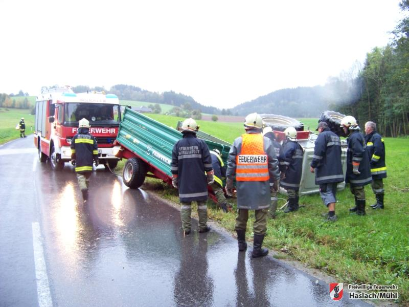Traktorbergung Hörleinsödt