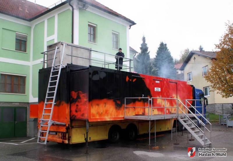 Ausbildung im Firetrainer