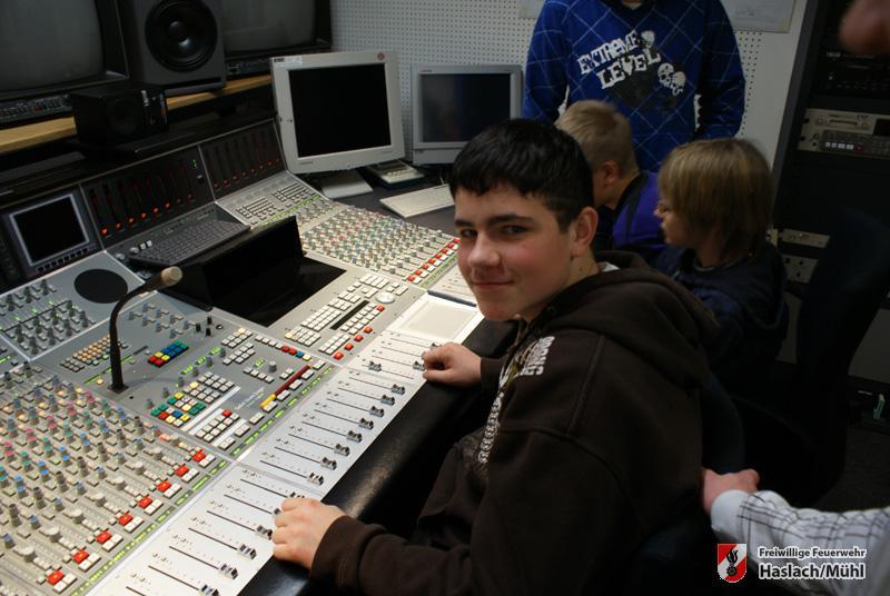 Jugendausflug ORF-Landesstudio und Schörgenhubbad Linz
