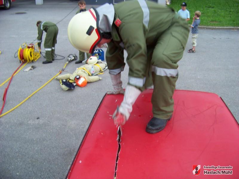 Alternative Rettungstechniken