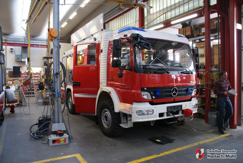 Neues LFB-A2 kurz vor Auslieferung