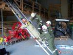 Übung Personenrettung & Gefahren der Landwirtschaft