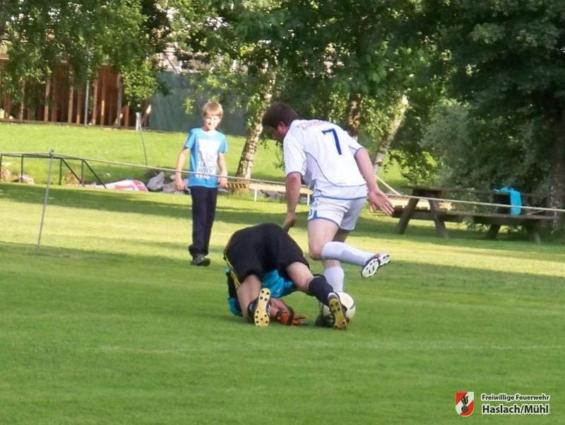 Freundschaftsspiel gegen FF-St.Stefan