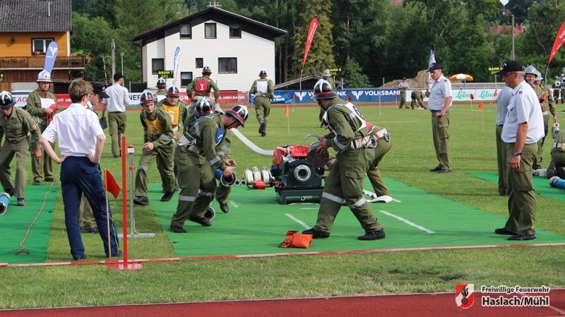 Landesbewerb in Steyr