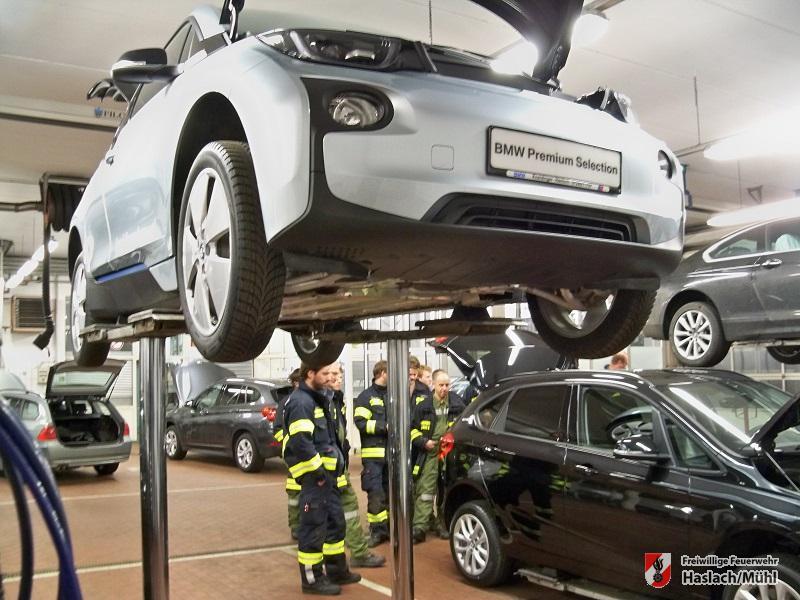 Monatsübung BMW Kneidinger