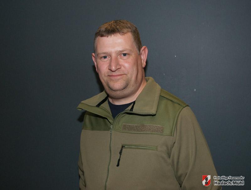 verdienter Ruhestand als Gruppenkommandant