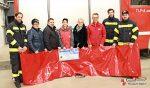 Haslach Aktiv unterstützt die Feuerwehrjugend