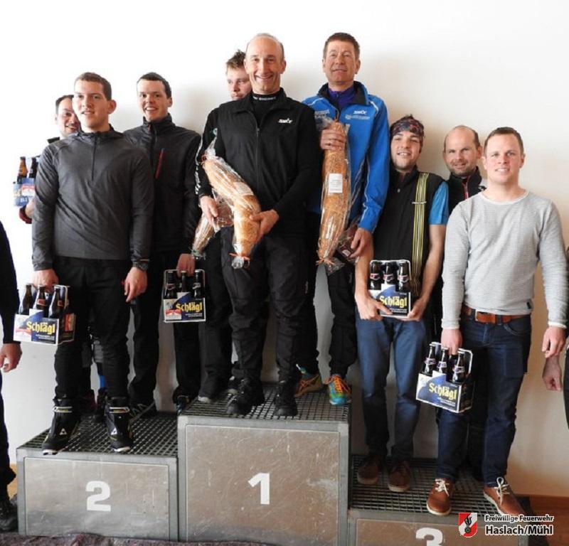Feuerwehr Bezirks-Langlaufmeisterschaften