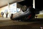 Fahrzeugbergung bei Tankstelle