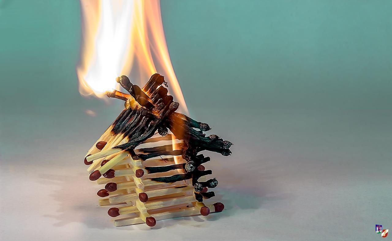 Brandverdacht in Keppling