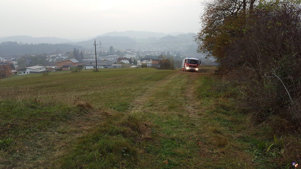 Geländefahrtraining