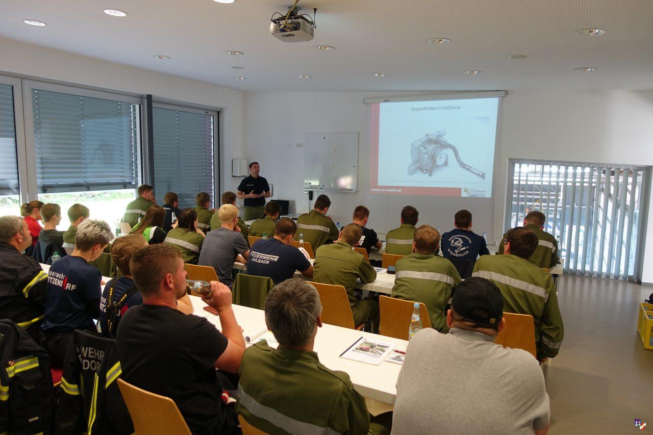 Maschinisten – Grundausbildung in Haslach