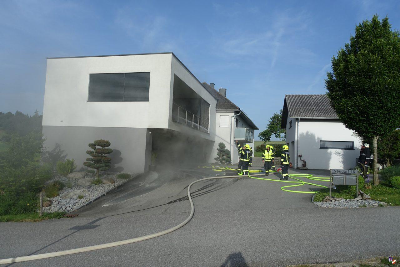 Garagenband in Neudorf