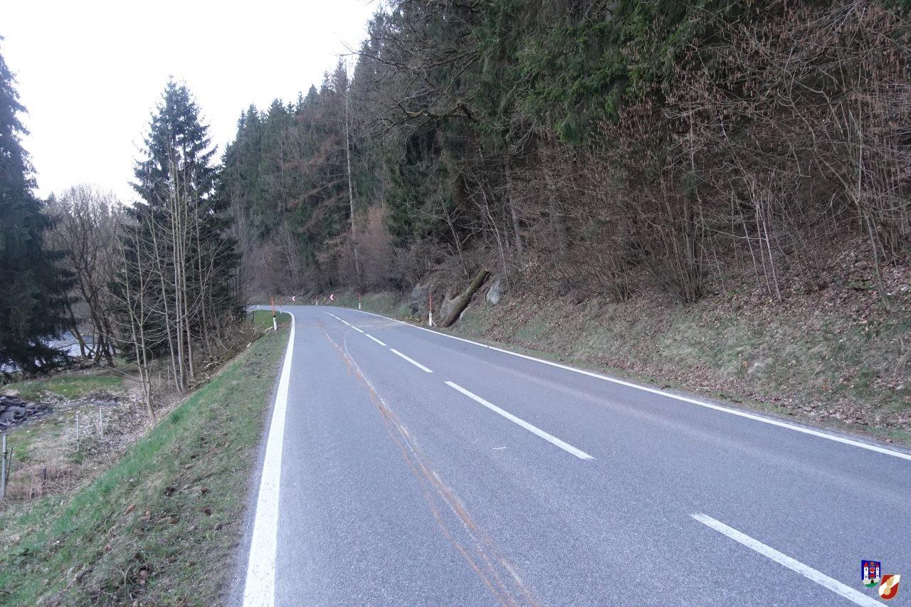 Freimachen von Verkehrswegen B38