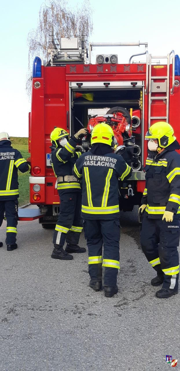 Kaminbrand in Haslach