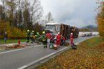 Verkehrsunfall mit Personenrettung in Haslach