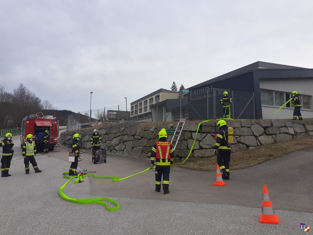 FIN – Test in Haslach