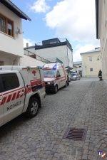 Unterstützung für das Rote Kreuz