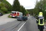 Verkehrsunfall am Gollnerberg