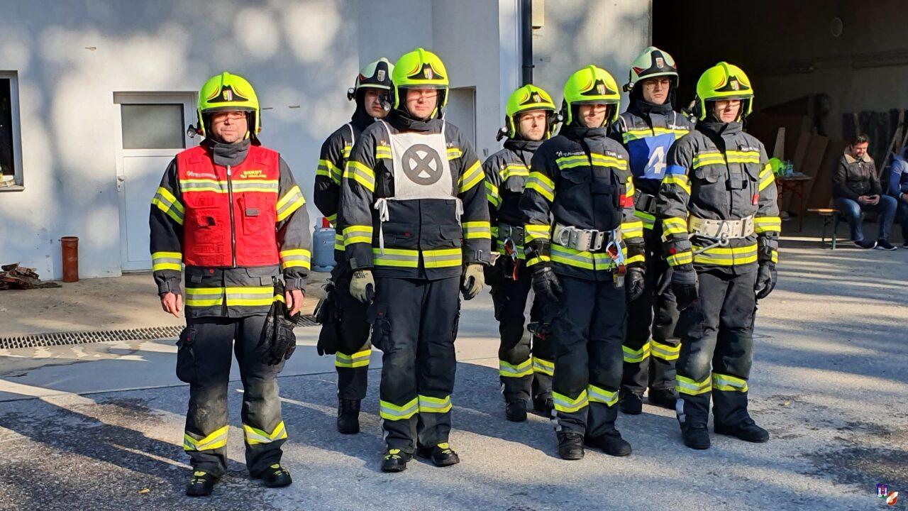 Branddienstleistungsabzeichen Bronze